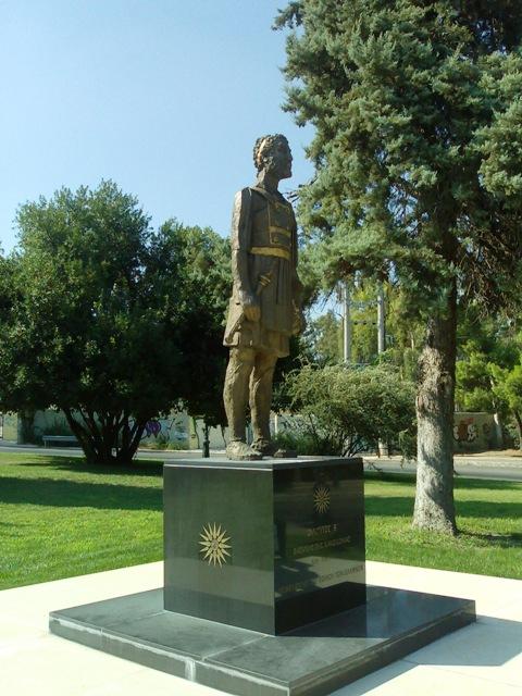 Φίλιππος Β, Ασπασία Παπαδοπεράκη