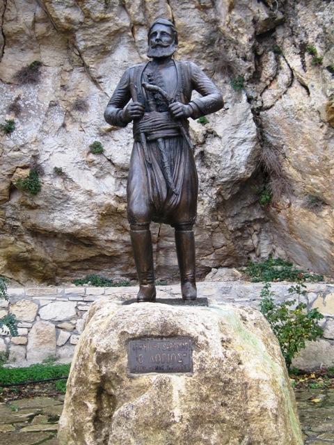 Ο Δημήτρης Βαρούχας ( Λόγιος ), Γιώργος Ρούσσης
