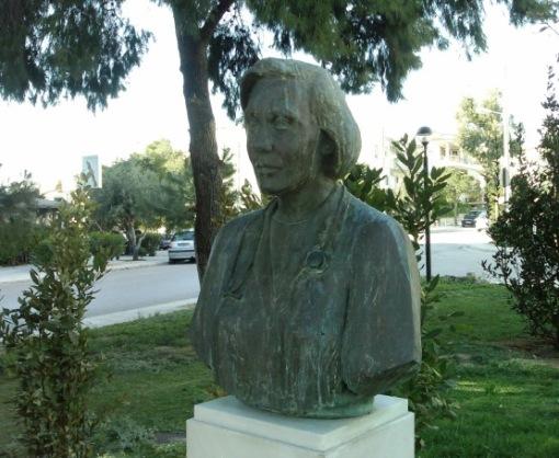 Σοφία Μπεφόν,Γλύπτης : Μάρκος Γεωργιλάκης