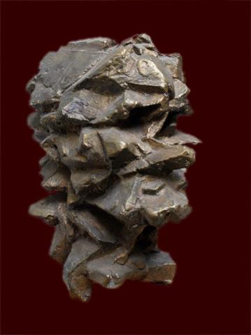 Kα-Μαριγώ: Υ 0,28m χύτευση σε χαλκό 1973