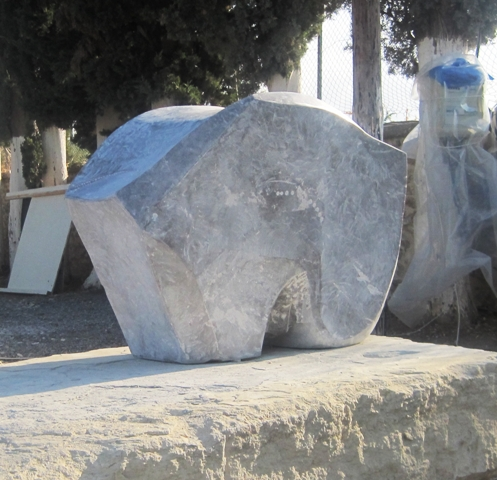 """Χρήστος Τσουμπλέκαςμ, """"Ζωόμορφο"""", 2011"""
