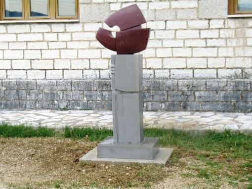 """Χρήστος Ρηγανάς """"Σύνθεση"""", 2011"""