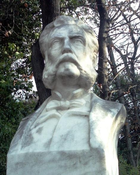 Αριστοτέλης Βαλαωρίτης, Γλύπτης : Φωκίων Ρωκ