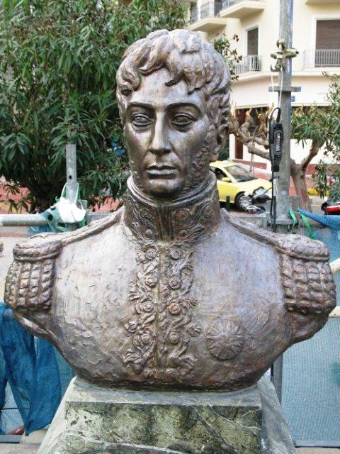 Jose de San Marti by Jose Fioravanti
